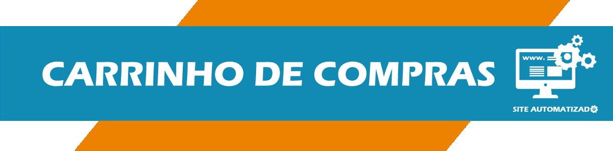 Banner da Página Carrinho de Compras
