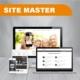 imagem do site Master