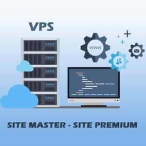 imagem de um servidor vps site master e premium