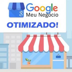 Ficha do Google Meu Negócio Otimizada
